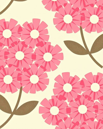 Giant-Rhoddodendron-orla-kiely-behang-kleur-honeysuckle-art-no-110410
