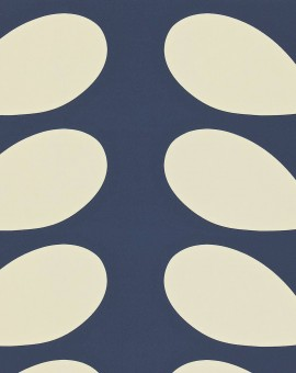 Giant-Stem-orla-kiely-behang-kleur-midnight-blue-art-no-110393