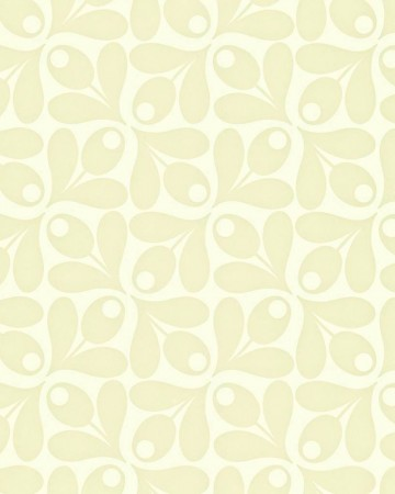 orla-kiely-behang-small-acorn-cup-sandstone